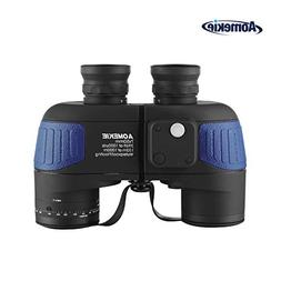 Aomekie 7X50 Marine Binoculars for Adults, Military Binocula