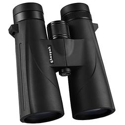 10X 50 Ultra HD Binoculars for Adults Bird Watching Hunting