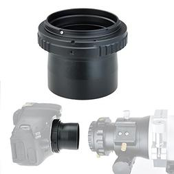 2inch UltraWide Telescope Camera Adapter for Canon EOS & Reb