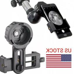 Universal Cell Phone Adapter for Binoculars Spotting Scope &