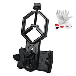 Eyeskey Universal Cell Phone Adapter Mount for Binocular Mon