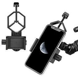 Neewer Universal Cell Phone Adapter Mount for Binocular Mono