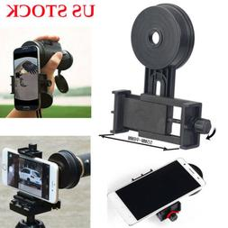 Universal Cell Phone Camera Adapter For Mount Binocular Spot