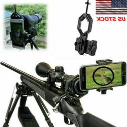 Universal Cell Phone Camera Binocular Mount Adapter For Tele