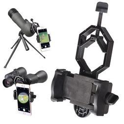 Universal Phone Mount Adapter Holder Stand Kit for Binocular