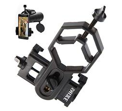 SMIZZE Universal Smartphone Adapter Mount - Compatible Cell