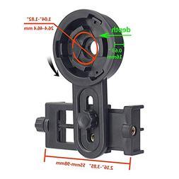 Universal Smartphone Binocular Adaptor Mount Connector Monoc