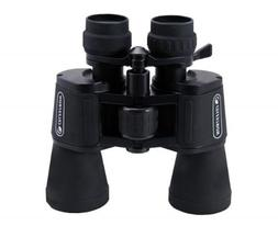 Celestron UpClose G2 10-30x50 Zoom Binoculars, Clam Pack 712