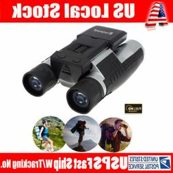 HD Digital Camera DVR Binoculars Video Recorder Photo for Hu