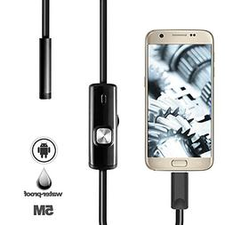 USB Android Endoscope, Android Borescope Micro Waterproof En