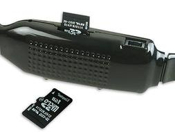 USB Compatible Sports Sunglasses Digital Video Camcorder - E