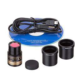 USB Still & Live Video Microscope Imager Digital Camera + Ca