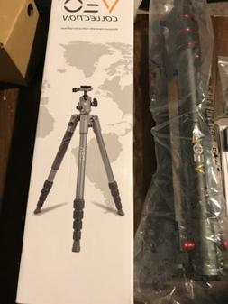 Vanguard VEO 2 204AB 4 Section Aluminum Tripod with VEO 2 BH