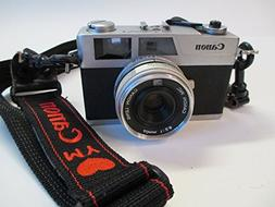 VINTAGE CANON CANONET 28 35MM COMPACT FILM CAMERA WITH 40MM