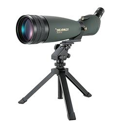 Docooler Visionking 30-90X90 Angled Waterproof Spotting Scop