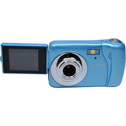 Vivitar ViviCam VXX14 HD Selfie Digital Camera Blue