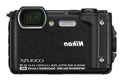 Nikon W300 Waterproof Underwater Digital Camera with TFT LCD