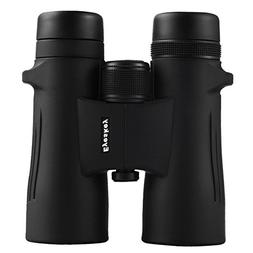 Eyeskey 8x42 High Definition Waterproof Binoculars for Trave