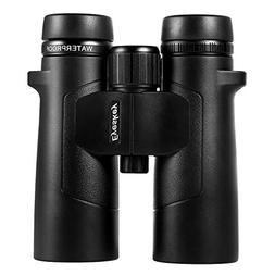 Eyeskey 10X42 Waterproof ED Binoculars for Professional Trav