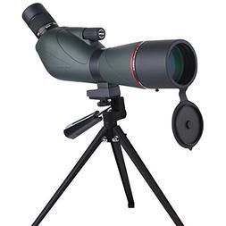 Eyeskey Waterproof 15-45x60 Zoom Spotting Scope Telescope -