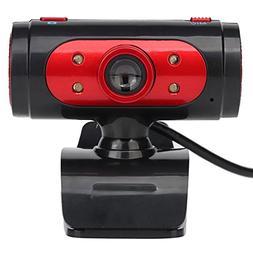 HD Pro PC Webcam camera, USB Webcam Camera, HD 1280720p Came