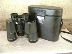 Nikon WIDE FIELD 10X50 6.5° Binoculars With Case
