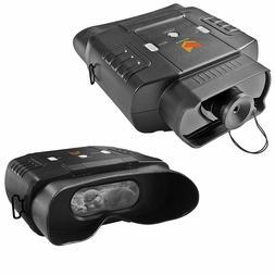 Widescreen Digital Night Vision Infrared Binocular with Zoom