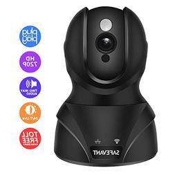 Wireless Security Camera, SAFEVANT HD Wifi IP Camera Surveil