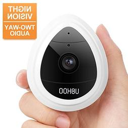 Wireless Security Camera, UOKOO 1280x720p Home Surveillance