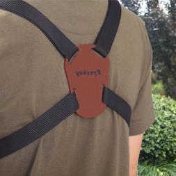 X-Shaped Harness Strap Adjustable <font><b>Binoculars</b></f