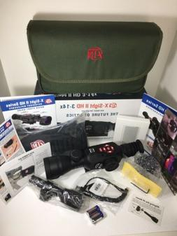 ATN X-Sight II Smart HD Digital Night Vision 5-20x Rifle Sco