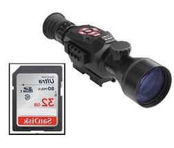ATN X-Sight II 5-20 Smart Riflescope w/1080p Video, WiFi, GP