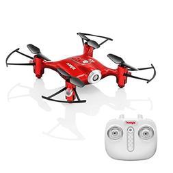 REALACC X21 Mini Quadcopter Drone 2.4G 4CH 6Aixs Headless Mo