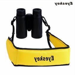 Yellow Floating Strap Waterproof Camera Binocular Diving Und