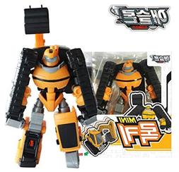 YOUNG TOYS Tobot Athlon Rockymini Toy Robot Transforming Rob