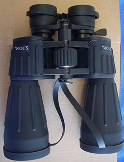 Zion 20X-280x 60MM Full Coated Optics Military Power View Su