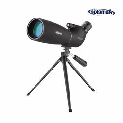 Zoom 25-75X70 Angled Spotting Scope Astronomical Telescope W