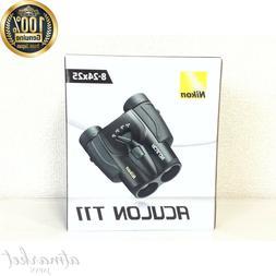 Nikon zoom binoculars Akyuron T11 8-24x25 Porro prism type 8