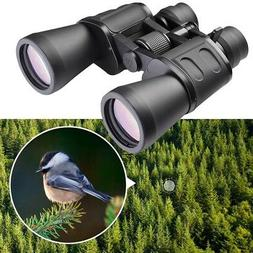 50mm Tube 10x-180x100 Zoom Binoculars Telescope Waterproof D