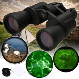 180x100mm Day Night Vision Outdoor Travel HD Binoculars Hunt
