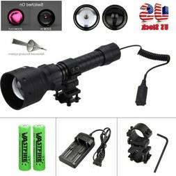 Zoomable Long Range Infrared IR 940nm/850nm Night Vision LED
